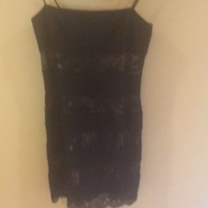 Laundry By Shelli Segal Dresses - Black lace dress by LAUNDRY